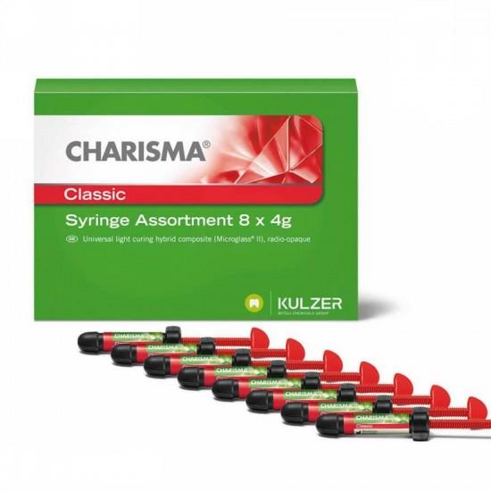 Charisma CLASSIC (Харизма Классик), набор 8 шприцов, фотополимерный материал,  Kulzer