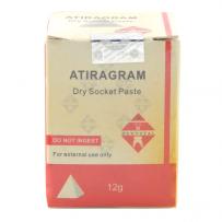 Atiragram, банка 12 г, гемостатическое средство, Dentstal