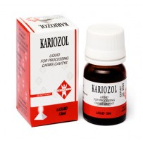 Kariozol, флакон 13 мл, жидкость для обработки кариозных полостей, Dentstal
