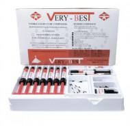 Very-best (Вери Бест), набор 7 шприцов, фотополимерный материал, Dentstal