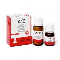Z/E, набор 20г + 13мл, средство для пломбирования корневых каналов, Dentstal